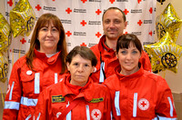 American Red Cross - Naples, Italy